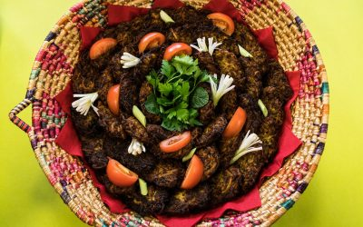 #myNHstory: 'Why don't you cook up a Persian feast?'