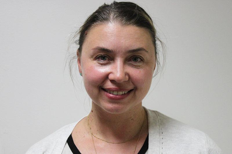 Olga Scherbina