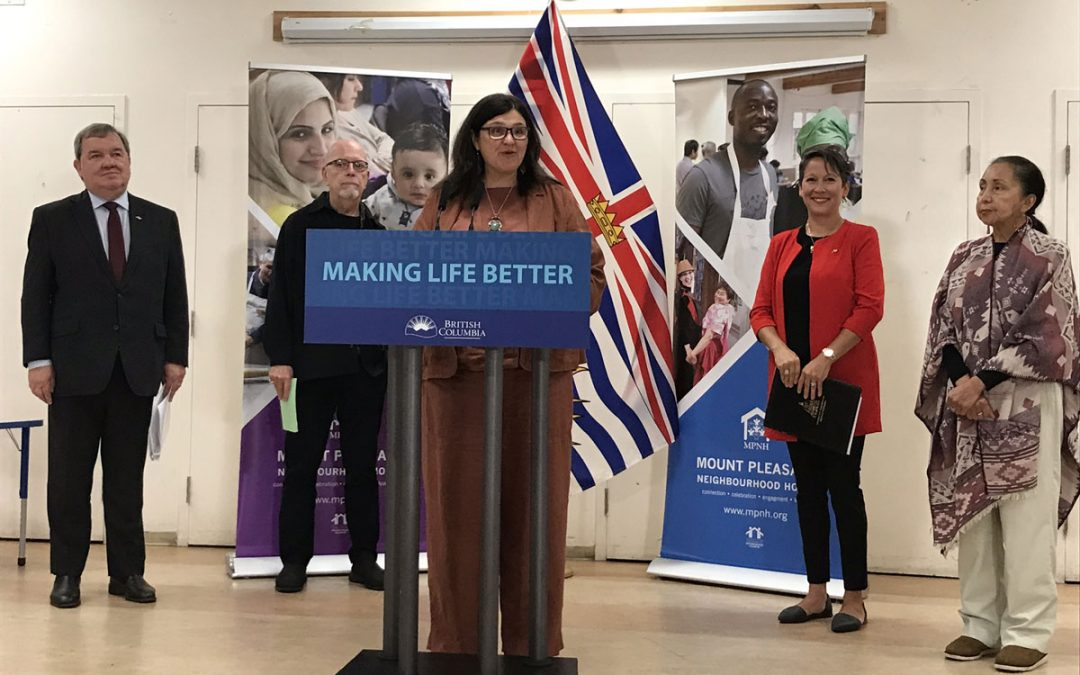 More access to literacy programs for adult learners throughout B.C.