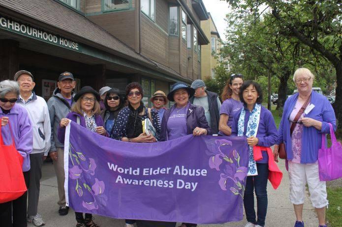 Help us mark World Elder Abuse Awareness Day on June 15, 2020
